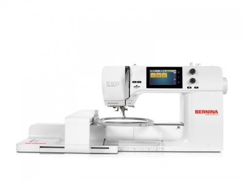 BERNINA - B 500 (inkl. Stickmodul)