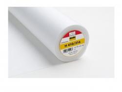 Bügeleinlage H 410 für Vorderteile und Kleinteile, Meterware
