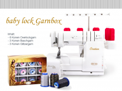 Baby Lock - Ovation (Cover-/Overlock)